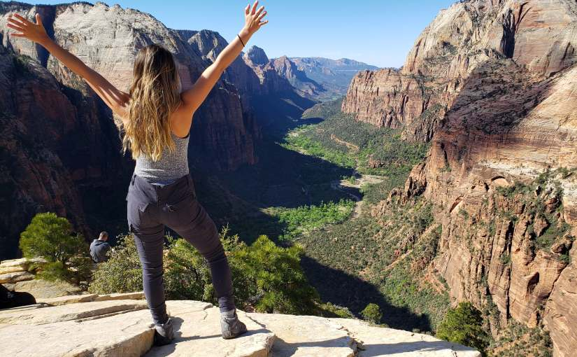 Angels Landing: How to Best Prepare to Reach the Top